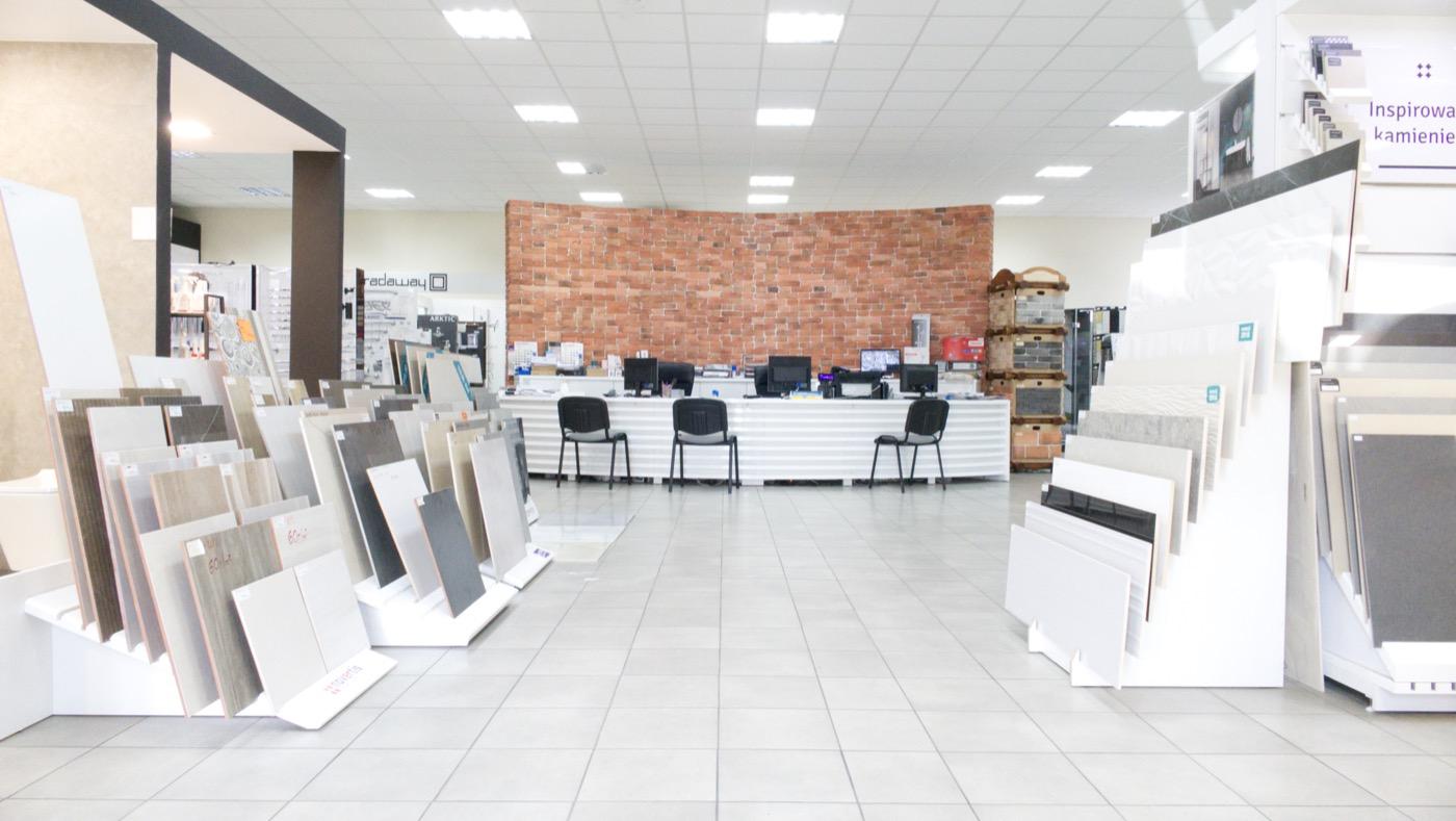 Salon Wieluń Płytki Ceramiczne Farby Panele Podłogowe